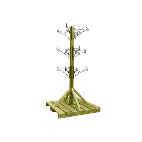 Hanging Basket Plinth
