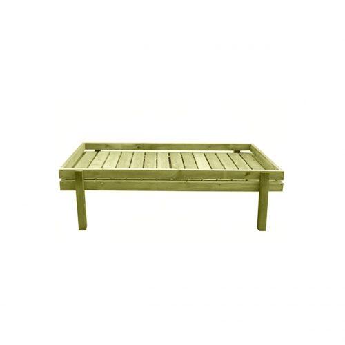 2 Rail Bench
