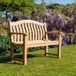 Laverne Wooden Bench