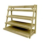 Standard 4 Tier Bench