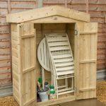 Shiplap Apex Garden Store – Pressure Treated