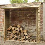 Wall Log Store
