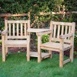 Harvington Love Wooden Seat