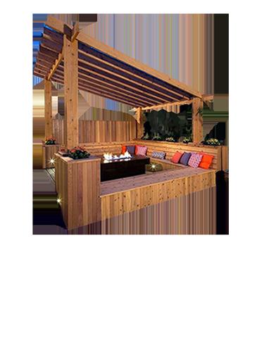 Garden Relax Zones