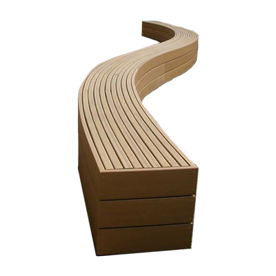 Curved and Round Benches