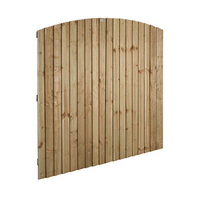 Vertical Fence Panels
